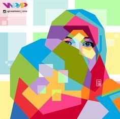 """Berminat fotomu jadi keren seperti ini..? Buruan Order..!! """"WPAP (Wedha's Pop Art Potrait)"""" WPAP adalah seni rupa dari cabang grafis digital original from Indonesia.  Cocok untuk kado Ulang Tahun Hiasan Dinding/Hanya sekedar ucapan DLL.  Dikerjakan Menggunakan software Coreldraw.  Info Pricelist & Pemesanan:  / WA : 6285728112197 / BBM : 5E18C3A7 Gallery WPAP by IG @fianpanic . #art #illustration #draw #fianpanic #graphic #graphicsdesign #skintone #pop # #vector_id #wpapdesign #wpap…"""