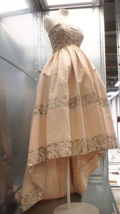 from the Cristobal Balenciaga exhibit in Paris.