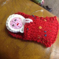 Ravelry: patrón Tiny Baby Nest de marianna mel Baby Nest Pattern, Fun Projects, Smiley, Ravelry, Knitting, Cute, Tricot, Breien, Kawaii