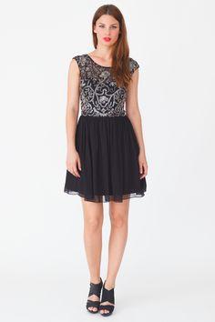 Yumi Kim, Beaded Dress, #yumikim