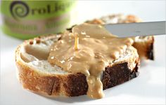 """""""An Elegant Alternative to Peanut Butter (Hold the Jam),"""" The New York Times, March 2011"""