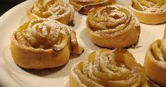 Chocolate y Pimienta: Rosas de manzana