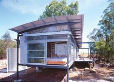 IN THE BOX | Eco aka Green Steel Shipping Container Home | Connex House | Recycle | Repurposed | #container