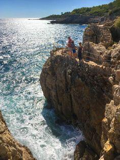 Cap d'Antibes, Cote d'Azur, France