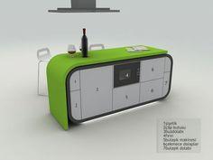 industrial designs by Fevzi Karaman at Coroflot.com