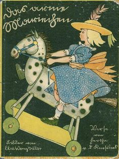 Das arme Mariechen. Verse von Hertha von dem Knesebeck. Bilder von Else Wenz-Vietor. Wenz-Vietor, Else/von dem Knesebeck, Hertha: Published by Oldenburg: Verlag Gerhard Stalling 1930. (1930)