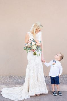 Jennifer Wagner snapped up all the pretty on this day. And what a beautiful wedding it was featuring event design from Some Like it Classi. Country Ring Bearers, Country Wedding Rings, Ring Bearer Outfit, Timeless Wedding, Our Wedding Day, Event Design, Flower Girl Dresses, Handsome, Bridal