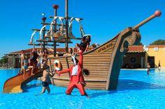 Camping Park Umag, Istrië - Bungalowtenten en stacaravans van alle aanbieders Boek je op CampingScanner.nl