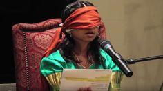 Szellem Lélek Test: Egy 9 éves indiai lány bekötött szemmel képes olva...