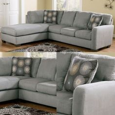 Zella Sofa Right Facing