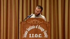 Joshua Evans, Ex- Christian Youth Minister, USA (in detail) - The Religion of Islam