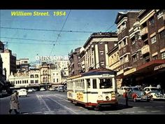 TRAM CARS OF OLD SYDNEY - YouTube