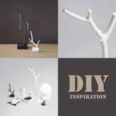 DIY inspiration – smykketræ