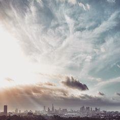 The city I love and call home. #Melbourne. Via @architectben