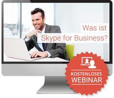 Webinar - Was ist Skype for Business?  #neuarbeiten #office365 #skype #skypeforbusiness