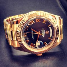 Rolex Datejust II 18K Rose Gold @Cachet Koontz Mitchell Jewelers www.kooshjewelers.com (954) 927-7777