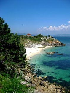 Isle de Cies, Spain