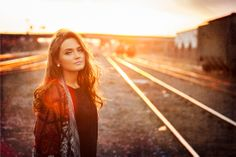 Spring Hill Kansas High School Senior Photography in the west bottoms of Kansas City, Missouri.