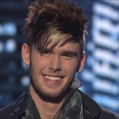 Colton Dixon - Singing on Idol from his heart.  Gives credit to his creator.  What an IDOL.