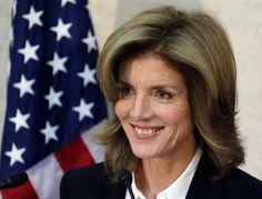 Clarin.com HD -- Caroline Kennedy becomes ambassador