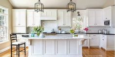 The Country Farm Home - dream kitchen