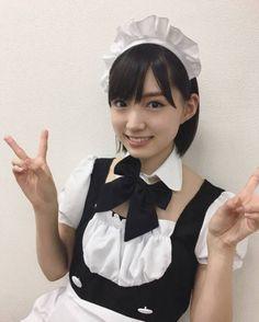 メイド服の太田夢莉