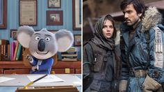 Weekend Box Office: 'Rogue One' Targeting $110M-Plus Christmas; 'Sing' Could Hit $80M  Elsewhere 'Passengers' pulls ahead of 'Assassin's Creed' although both films are disappointing so far; entering the holiday fray on Friday is the R-rated comedy 'Why Him?'  read more