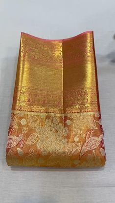 Blue Silk Saree, Kanjivaram Sarees Silk, Mysore Silk Saree, Wedding Silk Saree, Pure Silk Sarees, Wedding Saree Blouse Designs, Silk Saree Blouse Designs, Simple Saree Designs, South Indian Bride Saree