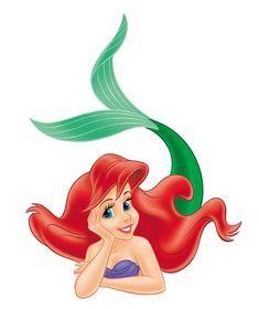 Disney Princess Ariel The Little Mermaid Giant Sticker - Great Kidsbedrooms Ltd Little Mermaid Drawings, Little Mermaid Art, Little Mermaid Characters, Ariel Mermaid, Little Mermaid Birthday, Little Mermaid Parties, Disney Characters, Images Ariel, Mermaid Images
