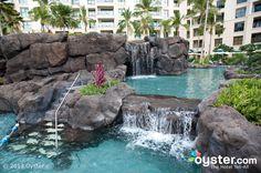 Nai'a Pool at the Marriott's Ko Olina Beach Club - where we're staying!!