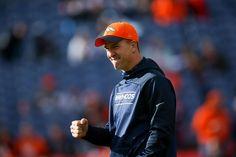 Peyton Manning Returns To Practice Brock