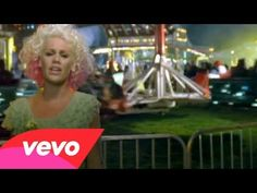 P!nk - Who Knew__ this is exactly how I feel. cept for the needle part u can see for a few secs in the video.  I just feel one min. im loved then all of a sudden being shoved and pushed away! like wtf? im hurt. and confused!
