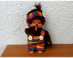 Die 24 Besten Bilder Von Monchichi Tricot Cast On Knitting Und