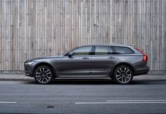 New Cross Country model completes Volvo V90 line-up
