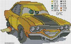 CARS DISNEY by syra1974 on deviantART