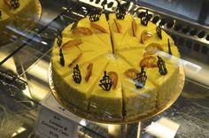 The Italian desserts on MSC Divina were all devine! Lemon And Coconut Cake, Italian Desserts, Food, Essen, Meals, Yemek, Eten