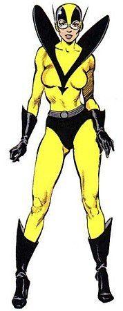 Yellowjacket- Marvel Comics