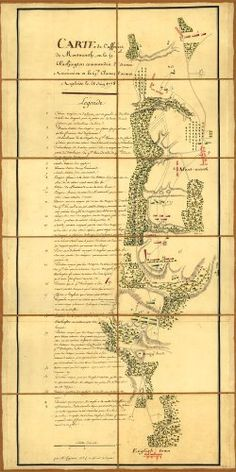 New Jersey, 1778, Battle of Monmouth, Revolutionary War Map