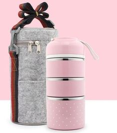 Thermal Lunch Box, Insulated Lunch Box, Stainless Steel Bento Box, Lunch Box With Compartments, Japanese Bento Box, Kids Picnic, Boite A Lunch, Food Containers, Shopping