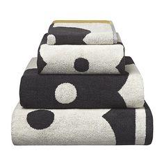 Orla Kiely Hand Towel Cotton Giant Abacus