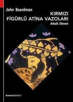 Kırmızı Figürlü Atina Vazoları Kitabı | YEM Kitabevi