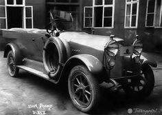 NW type T Tatra 20 1914–1926