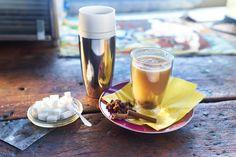 Horké drinky do termosky: Horká hruška na Tchibo blogu