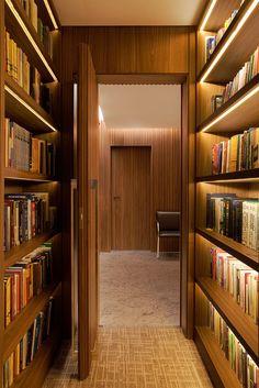 Biblioteca planejada