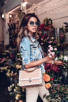 Fresh Top 10 trendy models of denim jackets - photo new items Fashion Sewing, Diy Fashion, Fashion Photo, Fashion Outfits, Womens Fashion, Beautiful Outfits, Cool Outfits, Casual Outfits, Girly Outfits