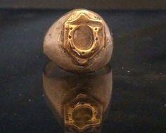 Guarda questo articolo nel mio negozio Etsy https://www.etsy.com/it/listing/503419408/silver-ring-biker-ring-man-ring-woman