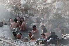 0525 At the hot springs--Gui De , Qinghai Province , China, via Flickr.