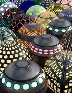 DG Iray Sci-Fi Surface Lights Shader 2