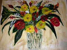 Inspiration art-acryl on canvas
