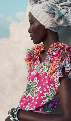 SUNO - African prints